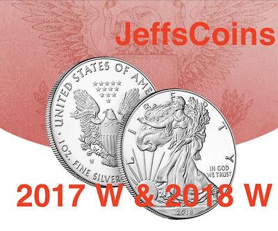 2018 S AMERICAN EAGLE SILVER DOLLAR Proof San Francisco Mint 1oz .999 Coin 18EM 11