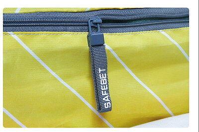 6c35d047e846d ... Reise Wäschebeutel 4er Set Wäschesack Koffertaschen Grün Gelb Blau Pink  6