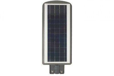 Lampione Stradale Con Telecomando Led 60 W Pannello Solare Fotovoltaico Jd1960 2