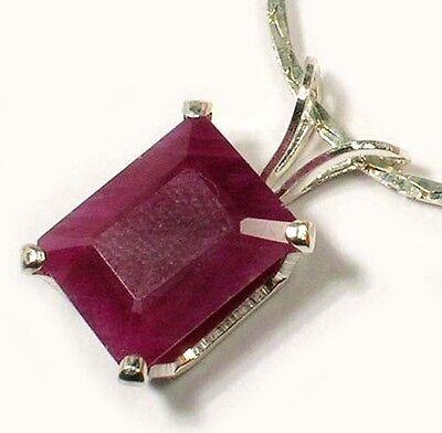 "18thC Antique 4ct Ruby Ancient India ""Ratnaraj"" Caste System Royal Reincarnation"