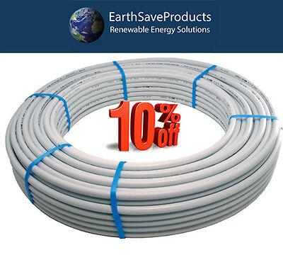 Underfloor heating pipe PEX-AL-PEX UFH pipe 16mm x 2mm 100m rolls WRAS APPROVED