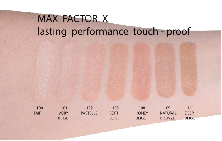 MAX FACTOR Lasting Performance Touch-Proof Liquid Foundation 35ml *CHOOSE SHADE* 5