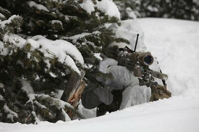 Camouflage Multicam Alpine White Winter Militaria Hunting Airsoft Snow Light New 2