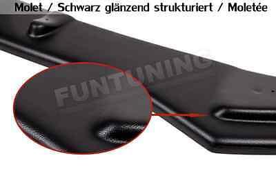 VW T5 MULTIVAN Frontspoiler Lippe ab 09 Stoßstange Frontansatz Diffusor Spoiler