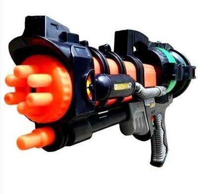 "23"" Giant Water Gun Pump Action 65cm Mega Super Soaker Beach Garden Toy 921 7"