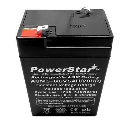 12V 7Ah UPS Battery Eaton PowerWare 3110 250 VA This is an AJC Brand Replacement