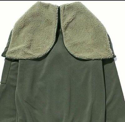 ADIDAS ORIGINALS STAR Wars X Wing Hoodie Military Jacket