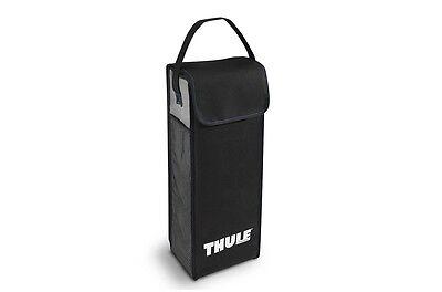 Calzos Niveladores Thule Leveller Negros + Bolsa Transporte Cuña Calzo Nivel 3