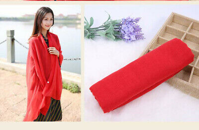 US Seller- 12 Discount Scarf scarves plain casual light weight shawls wholesale 9