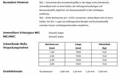 Schweissdraht MT-CuSi3  0,8mm 1 Kg Rolle D100 2.1461 MIG//MAG MIG Löten Lötdraht