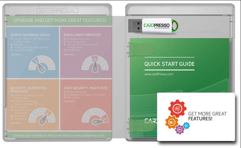 Cardpresso Xxs Edition Id Card Design Software 39 99 Picclick