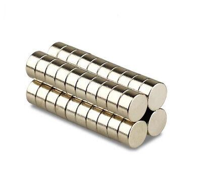 Magnetastico® | Extra starke Neodym Scheibenmagnete N52 | Größe & Anzahl wählbar 6