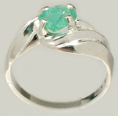 19thC Antique ¾ct Siberian Emerald Gem of Ancient Egyptian Sumerian Immortality 4