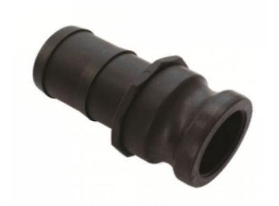 """1 1/2"""" inch BSP Hosetail Camlock Set   Type D E   Poly   40mm   Fire Pump Tank"""