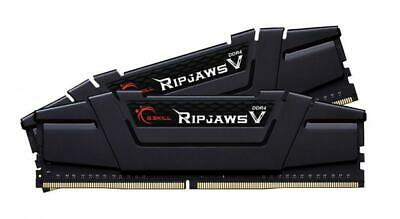 G.Skill RipjawsV 32GB (2X16GB) DDR4 3200MHz CL16 Gaming Desktop Memory RAM Kit 2