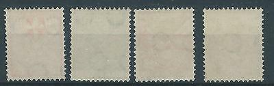 1926 TG Nederland Kinderzegels Nr.199-202 postfris, mooie serie zie foto's!