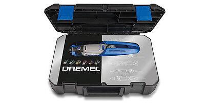 Dremel NEW 4000-65 ROTARY MULTI TOOL + Dremel 335 Router Att + Dremel 660 Cutter 9