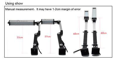 1pc Milling LED Light Swing Arm 24W 12-24V L310mm CNC Machine Bench Lathe Lamp 11