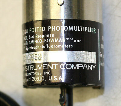 American Instrument Co. C57-62140 Potted Photomultiplier Tube 4