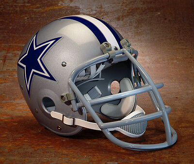 4d89ae6fca9 ... Dallas Cowboys style NFL Vintage Football Helmet - BOB LILLY 1969-1974 2