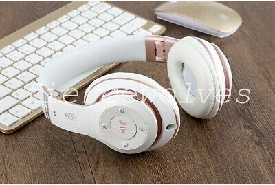 Wireless Headphones Bluetooth Headset Noise Cancelling Over Ear With Microphone 8