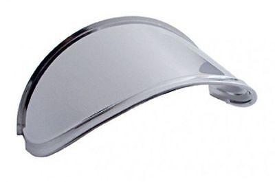 """Extended 7"""" Headlight Visor for Peterbilt - Kenworth (PAIR) Stainless Steel 2"""