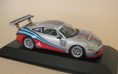 VOITURE DE RALLYE 1//43 SÉBASTIEN LOEB PORSCHE 911 GT3 CUP 2013 EN BOÎTE NEUF