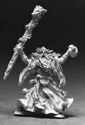 Ral Partha 03-030 Storm Shaman (Player Characters) Druid Wizard Sorcerer Mage 2