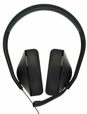 Microsoft Xbox One Chat Headset ONLY XB1 Brand New Sealed Free UK P&P Official 10