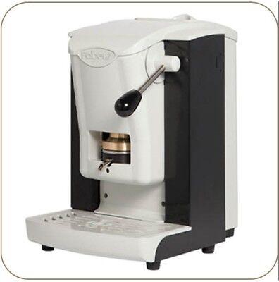 MACCHINA CAFFE A CIALDE IN CARTA 44MM FABER SLOT INOX GIALLA OFFERTA