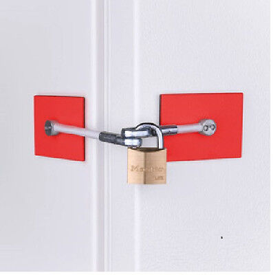 Marinelock Refrigerator Lock - Secure and Easy to Install 7