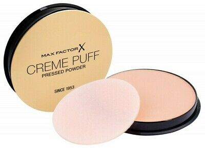 MAX FACTOR Creme Puff Compact Pressed Face Powder 21g *CHOOSE YOUR SHADE* 3