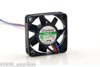 10mm silent fan 1Pcs SUNON 4010 KDE1204PFVX DC12V 1.8W 4CM 40