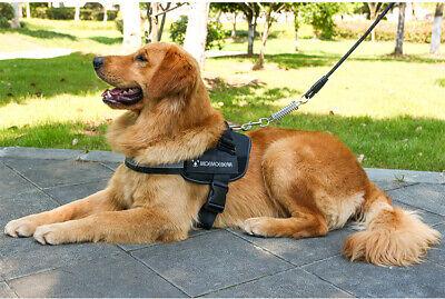 Tactical Dog Excursion K9 Training Patrol Vest Harness, XS/S/M/L/XL/XXL 7