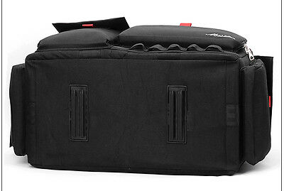 2 Of 8 Large Professional Shoulder Camcorder Bag For Panasonic Hc Mdh2 Mdh1 P2 Case