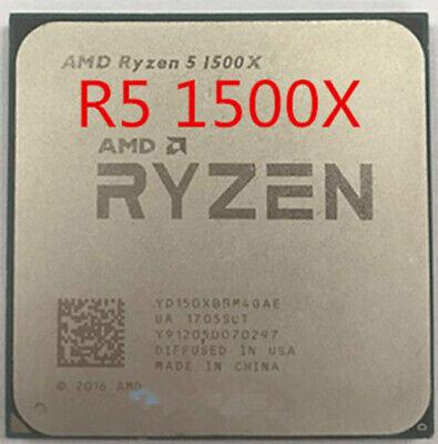 AMD Ryzen 5 R5-1400 R5-1500X R5-1600 R5-1600X Socket AM4 CPU Processor 4