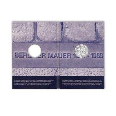 FRANCE 10 Euros Argent Chute du Mur de Berlin 2019 UNC Silver coin 2