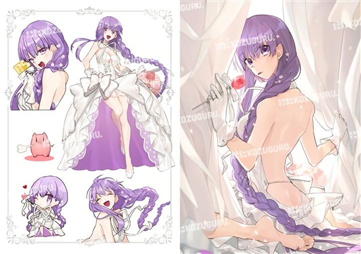 Fate FGO Party Night Doujin Limited Character Illustration Fan Book Japan Import