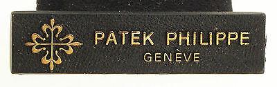 PATEK PHILIPPE - SCHAUFENSTER - UHRENSTÄNDER / AUFSTELLER  / DISPLAY 1960er J.
