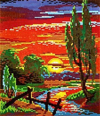 Mini Stecksystem Sonnenuntergang ca. 6.300 Teile Nr. 41139