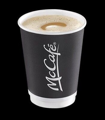 McDonald's Coffee Stickers 600 ULTRAVIOLET Stickers **EXPIRY 31.12.20**100 Cups 2