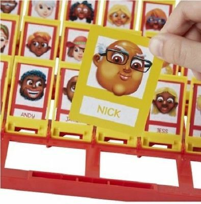 Guess Who? Classic Game New - Free Priority Mail Shipping 2