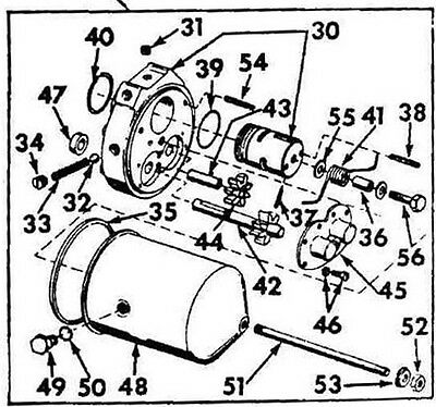 Jacobsen Tractor Parts Catalog
