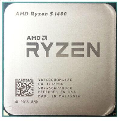 AMD Ryzen 5 R5-1400 R5-1500X R5-1600 R5-1600X Socket AM4 CPU Processor 2