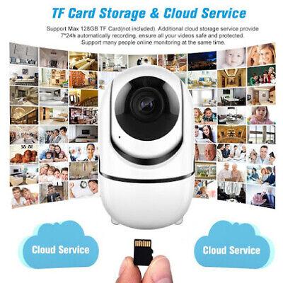 Wireless Telecamera HD 1080P WiFi IP Camera MOTORIZZATA RETE INTERNET 360 IR 6