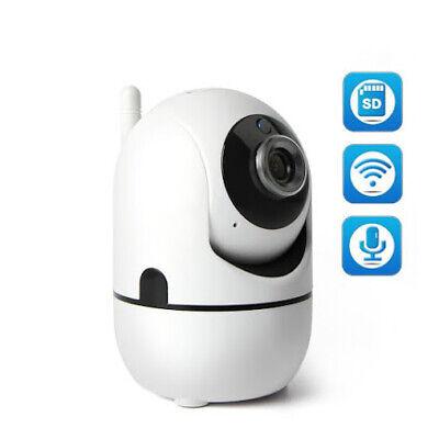 Wireless Telecamera HD 1080P WiFi IP Camera MOTORIZZATA RETE INTERNET 360 IR 3