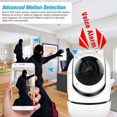 Wireless Telecamera HD 1080P WiFi IP Camera MOTORIZZATA RETE INTERNET 360 IR 7