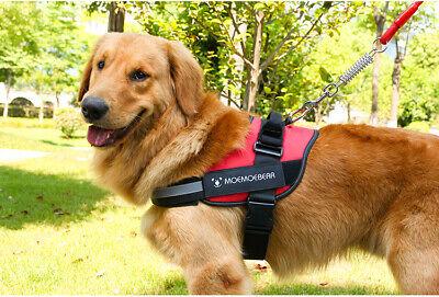 Tactical Dog Excursion K9 Training Patrol Vest Harness, XS/S/M/L/XL/XXL 5
