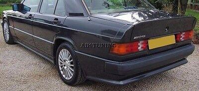 Mercedes Benz W201 190 Amg Style Full Rear Tuning Bumper Apron