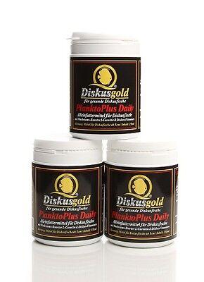 Diskusgold PlanktoPlus Daily Granulat 250ml Dose Softgranulat Weichgranulat
